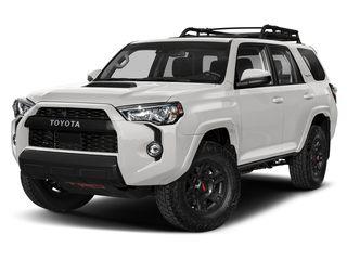 2020 Toyota 4Runner SUV Super White