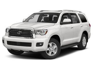 2020 Toyota Sequoia SUV Super White