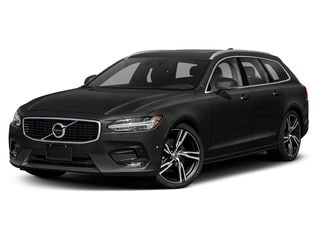 2020 Volvo V90 Wagon Savile Gray Metallic