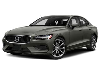 2020 Volvo S60 Sedan Pine Gray Metallic