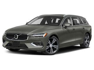 2020 Volvo V60 Wagon Pine Gray Metallic