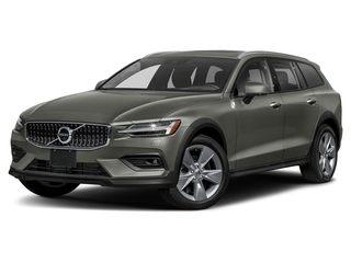 2020 Volvo V60 Cross Country Wagon Pine Gray Metallic