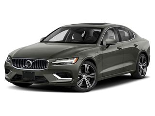 2020 Volvo S60 Hybrid Sedan Pine Gray Metallic