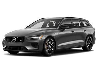 2020 Volvo V60 Hybrid Wagon Osmium Gray Metallic