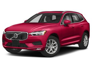 2020 Volvo XC60 SUV Fusion Red Metallic