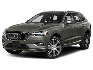 2020 Volvo XC60 Hybrid SUV Pine Gray Metallic