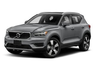 2020 Volvo XC40 SUV Thunder Gray Metallic