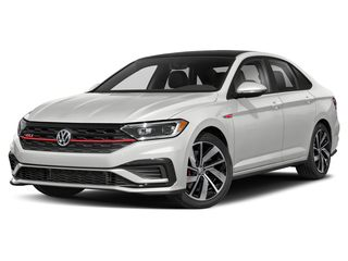 2020 Volkswagen Jetta GLI Sedan Pure White w/Black Roof