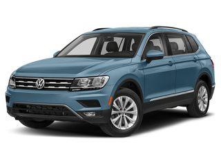 2020 Volkswagen Tiguan SUV Stone Blue Metallic