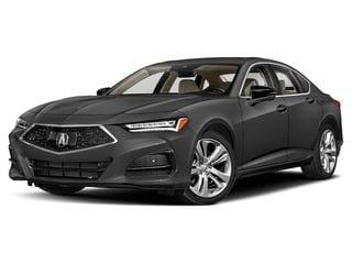 2021 Acura TLX Sedan Modern Steel Metallic