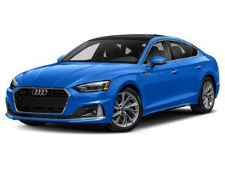 2021 Audi A5 Sportback Turbo Blue Metallic
