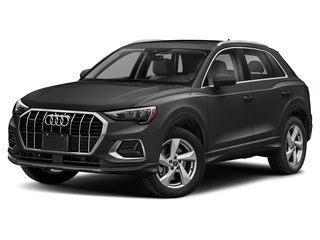 2021 Audi Q3 SUV Nano Gray Metallic