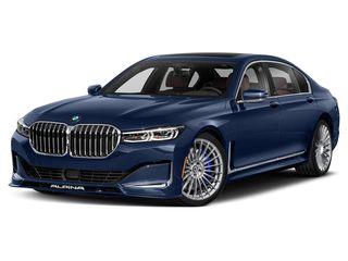 2021 BMW ALPINA B7 Sedan Phytonic Blue Metallic