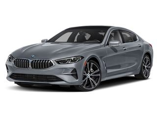 2021 BMW 840i Gran Coupe Frozen Bluestone Metallic