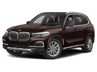 2021 BMW X5 SAV Sparkling Brown Metallic