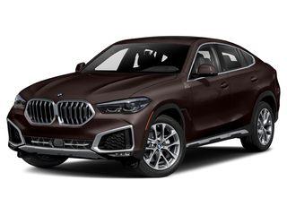 2021 BMW X6 Sports Activity Coupe Sparkling Brown Metallic