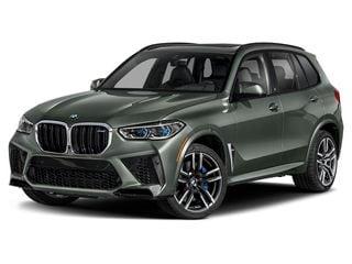 2021 BMW X5 M SAV Dravit Gray Metallic