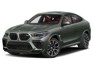 2021 BMW X6 M SAV Dravit Gray Metallic
