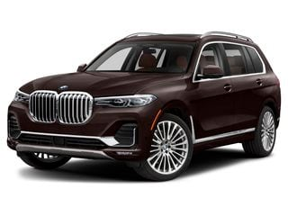 2021 BMW X7 SAV Sparkling Brown Metallic