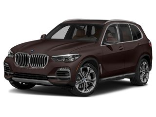 2021 BMW X5 PHEV SAV Sparkling Brown Metallic