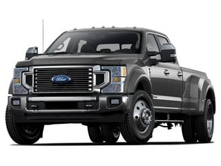 2021 Ford F-450 Truck Lithium Gray Metallic