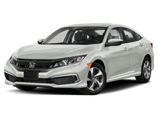 2021 Honda Civic Sedan Platinum White Pearl
