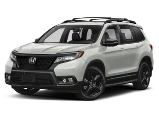 2021 Honda Passport SUV Platinum White Pearl