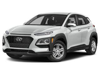 2021 Hyundai Kona SUV Lunar White