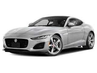 2021 Jaguar F-TYPE Coupe Yulong White Metallic