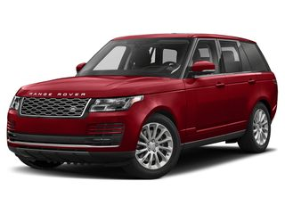 2021 Land Rover Range Rover SUV Spectral Racing Red