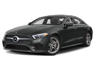 2021 Mercedes-Benz CLS 450 Sedan Selenite Gray Metallic