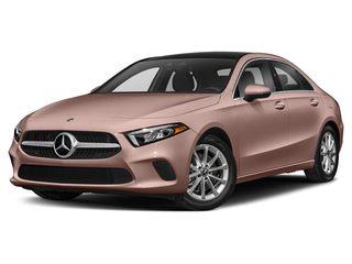 2021 Mercedes-Benz A-Class Sedan Rose Gold Metallic