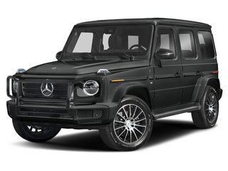 2021 Mercedes-Benz G-Class SUV Selenite Gray Metallic