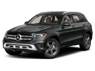 2021 Mercedes-Benz GLC 300 SUV Selenite Gray Metallic
