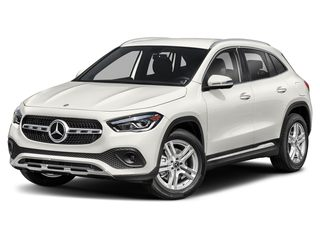 2021 Mercedes-Benz GLA 250 SUV Polar White