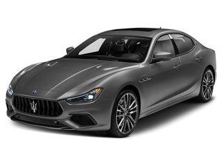 2021 Maserati Ghibli Sedan Grigio Metallic