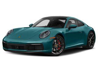 2021 Porsche 911 Coupe Miami Blue