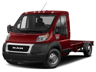 2021 Ram ProMaster 3500 Cab Chassis Truck Deep Cherry Red Crystal Pearlcoat