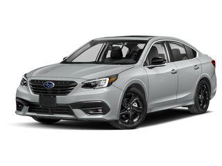 2021 Subaru Legacy Sedan Ice Silver Metallic
