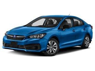 2021 Subaru Impreza Sedan Ocean Blue Pearl