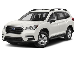 2021 Subaru Ascent SUV Crystal White Pearl