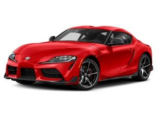 2021 Toyota GR Supra Coupe Renaissance Red 2.0