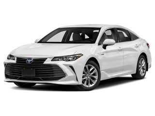 2021 Toyota Avalon Hybrid Sedan Wind Chill Pearl