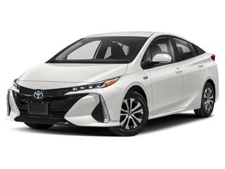 2021 Toyota Prius Prime Hatchback Wind Chill Pearl