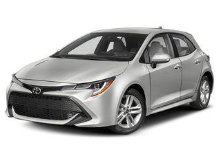 2021 Toyota Corolla Hatchback Hatchback Classic Silver Metallic