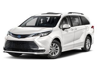 2021 Toyota Sienna Van Super White