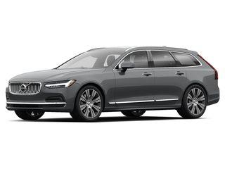 2021 Volvo V90 Wagon Thunder Gray Metallic