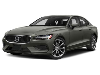 2021 Volvo S60 Sedan Pine Gray Metallic