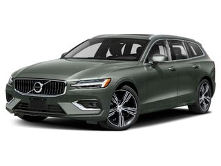 2021 Volvo V60 Wagon Pine Gray Metallic