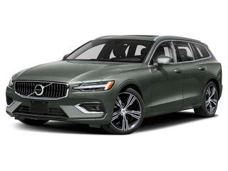 2021 Volvo V60 Wagon Pine Gray Metallic